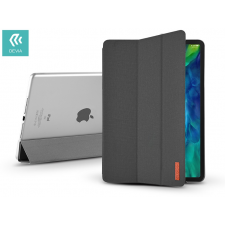 Devia Apple iPad Pro 12.9 (2020) védőtok (Smart Case) on/off funkcióval - Devia Easy - black tok és táska