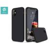 Devia Apple iPhone 11 Pro Max szilikon hátlap - Devia Nature Series Case - black