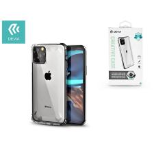 Devia Apple iPhone 11 Pro Max ütésálló hátlap - Devia Defender 2 Series Case - clear tok és táska