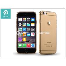 Devia Apple iPhone 6 Plus/6S Plus szilikon hátlap - Devia Naked - crystal champagne tok és táska
