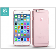 Devia Apple iPhone 6 Plus/6S Plus szilikon hátlap - Devia Naked - rose gold tok és táska