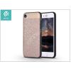 Devia Apple iPhone 7/iPhone 8 hátlap - Devia Racy - champagne gold