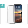 Devia Apple iPhone X szilikon hátlap - Devia Naked - crystal clear