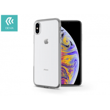 Devia Apple iPhone X/XS hátlap - Devia Naked - transparent tok és táska