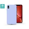 Devia Apple iPhone XR hátlap - Devia Nature - világos kék