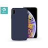 Devia Apple iPhone XS Max hátlap - Devia Nature - kék