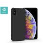 Devia Apple iPhone XS Max szilikon hátlap - Devia Shark-2 - black