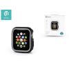 Devia Apple Watch 4 védőtok - Devia Dazzle Series 44 mm - fekete/szürke