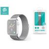 Devia Apple Watch fém szíj - Devia Elegant Series Milanese Loop - 38/40 mm - silver