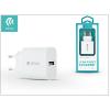 Devia Devia Smart USB hálózati töltő adapter - Devia Smart USB Fast Charge - 5V/2,1A - white