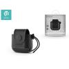 Devia Devia tok AirPods fülhallgatóhoz, vezeték nélküli töltéshez - Devia for AirPods wireless charger case - black