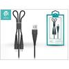 Devia Devia USB töltő- és adatkábel 1,2 m-es vezetékkel - Devia Fish1 Flexible 2in1 for Lightning/Android USB 2.4 - black