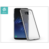 Devia Samsung G950F Galaxy S8 hátlap - Devia Glitter Soft - silver