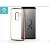 Devia Samsung G965F Galaxy S9 Plus hátlap - Devia Glitter Soft - champagne gold