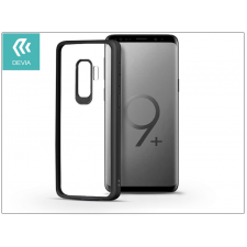 Devia Samsung G965F Galaxy S9 Plus hátlap - Devia Pure Style - black tok és táska