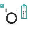 Devia USB Type-C - HDMI kábel 2 m-es vezetékkel - Devia Storm Series HDMI Cable - black