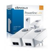 devolo dLAN 550 duo+ Starter Kit egyéb hálózati eszköz