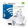 devolo dLAN 550 Wifi Powerline adapter Starter Kit