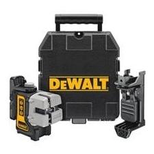 Dewalt DW089K-XJ Lézer, 360° keresztszálas vonallézer, v/f, aut, 50m tartomány mérőműszer