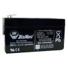 DIAMEC zselés akkumulátor 12V 1.3Ah DM12-1.3