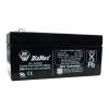 DIAMEC zselés akkumulátor 12V 3.3Ah DM12-3.3