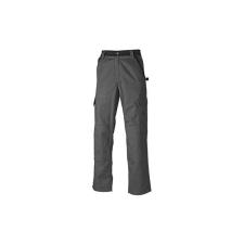 DICKIES IN30030 Industry 300 szürke/fekete vastag férfi nadrág 54 munkaruha