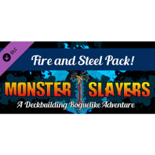 Digerati Monster Slayers - Fire and Steel Expansion DLC (PC - Steam Digitális termékkulcs) videójáték