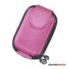 DigiETUI Top T2 digitális fényképezőgép tok, cordura, rózsaszín