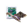 Digitus 1 x párhuzamos port PCI-E vezérlő
