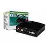 Digitus Converter DVI to HDMI; 1920x1080p FHD; with audio (2xRCA)