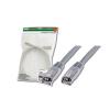 Digitus Premium CAT 5e FTP patch kábel  hossza: 5m  szürke