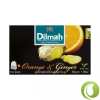 Dilmah Fekete Tea Narancs-Gyömbér 20 filter