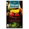 Dilmah filteres Ceylon fekete tea mangó és eper ízesítéssel 20 filter 30 g