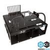 Dimastech Bench Table EasyXL - Grafit Fekete
