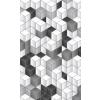 Dimex CUBE BLOCKS fotótapéta, poszter, vlies alapanyag, 150x250 cm