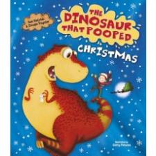 Dinosaur That Pooped Christmas! – Tom Fletcher idegen nyelvű könyv