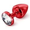 DIOGOL Anni - rubin análkúp (3,5cm)