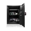 Diplomat Safe® Diplomat 125EB Széf Elektromos Zárral LED világítással - 60 Perces Tűzállósággal