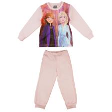 Disney Frozen/Jégvarázs lányka pamut pizsama gyerek hálóing, pizsama