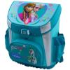 Disney hercegnők: Jégvarázs iskolatáska - kék