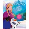 Disney - Jégvarázs Anna: Titkok könyve