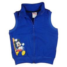 Disney Mickey belül bolyhos fiú mellény