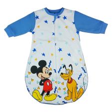 Disney Mickey és Plútó belül bolyhos pamut hosszú ujjú hálózsák 2,5 TOG gyerek hálóing, pizsama
