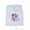Disney Minnie baba, gyerek kötött mellény (Méret: 74-116)