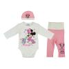 Disney Minnie nyuszis 3 részes baba szett