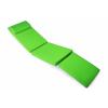 Divero Párna nyugágyhoz DIVERO 180 cm - világos zöld