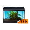 Diversa LED szögletes fekete 40 akvárium szett 6 w