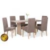 Divian Berta étkező Amigo asztallal (6 személyes)