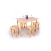 Divian Héra étkező Héra asztallal (4 személyes)
