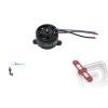 DJI S900 Motor 4114 + légcsavar adapter - piros